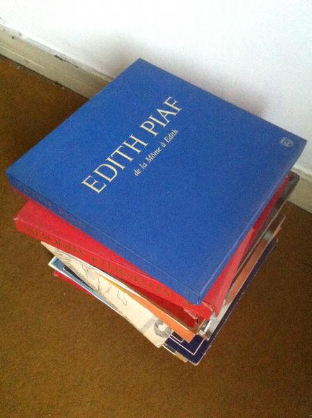 Disques vinyles 33 tours, le lot 0 Douai (59)