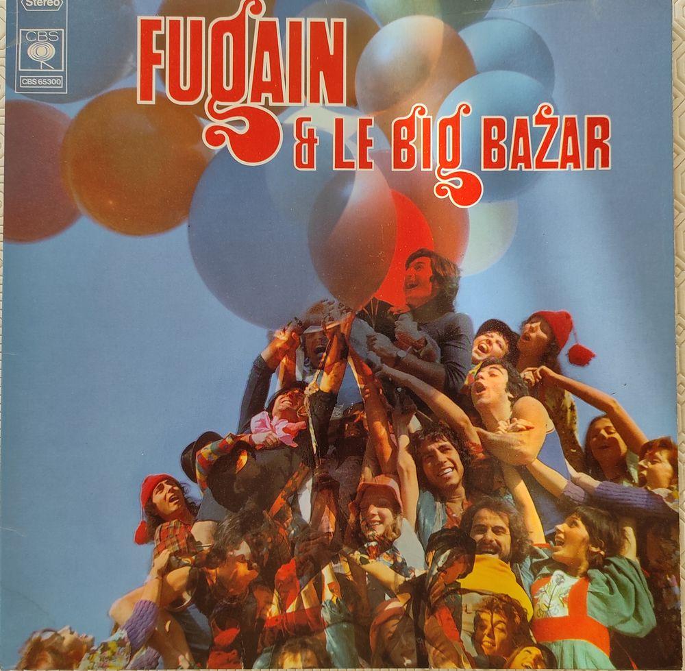 DISQUES 33T VINYLS ? Michel FUGAIN  2 Bouchemaine (49)