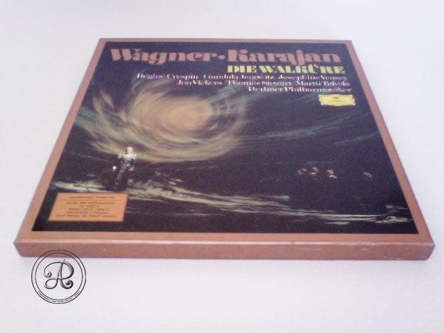 Disques de Wagner par Karajan. 8 Castelnaudary (11)
