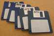 Lot de disquettes neuves A 3.5 floppy disc Matériel informatique
