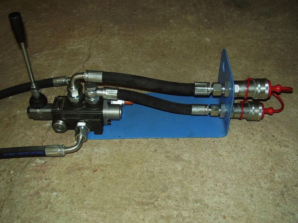 distributeur hydraulique double effet 0 Rumont (55)