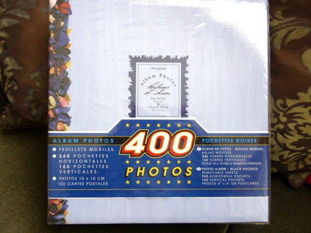 Divers albums photos neufs à glissières 7 Rouvroy (62)