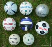 Divers Ballon de football/volleyball/handball 5 Saint-Marcellin (38)