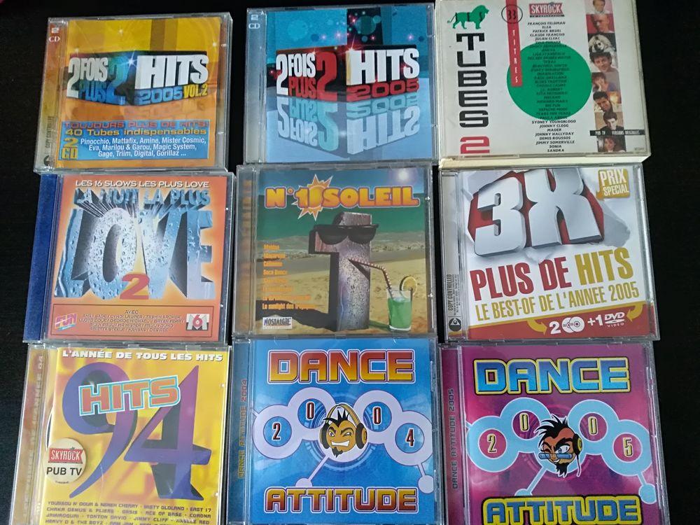 cd divers +compilations CD et vinyles