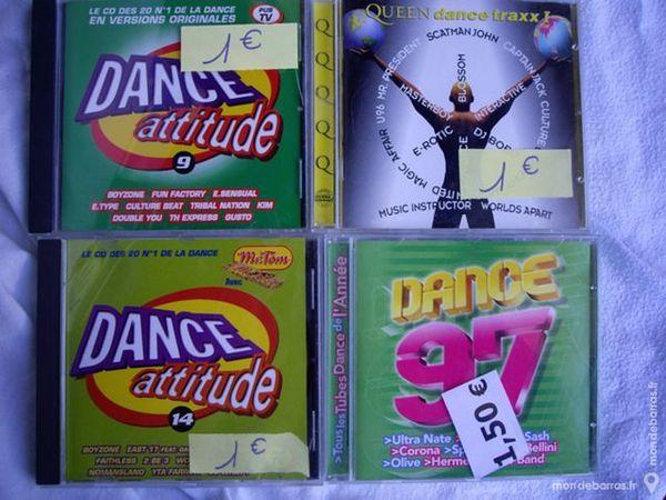 Divers CD Compils et Collectors 1 Bouxwiller (67)
