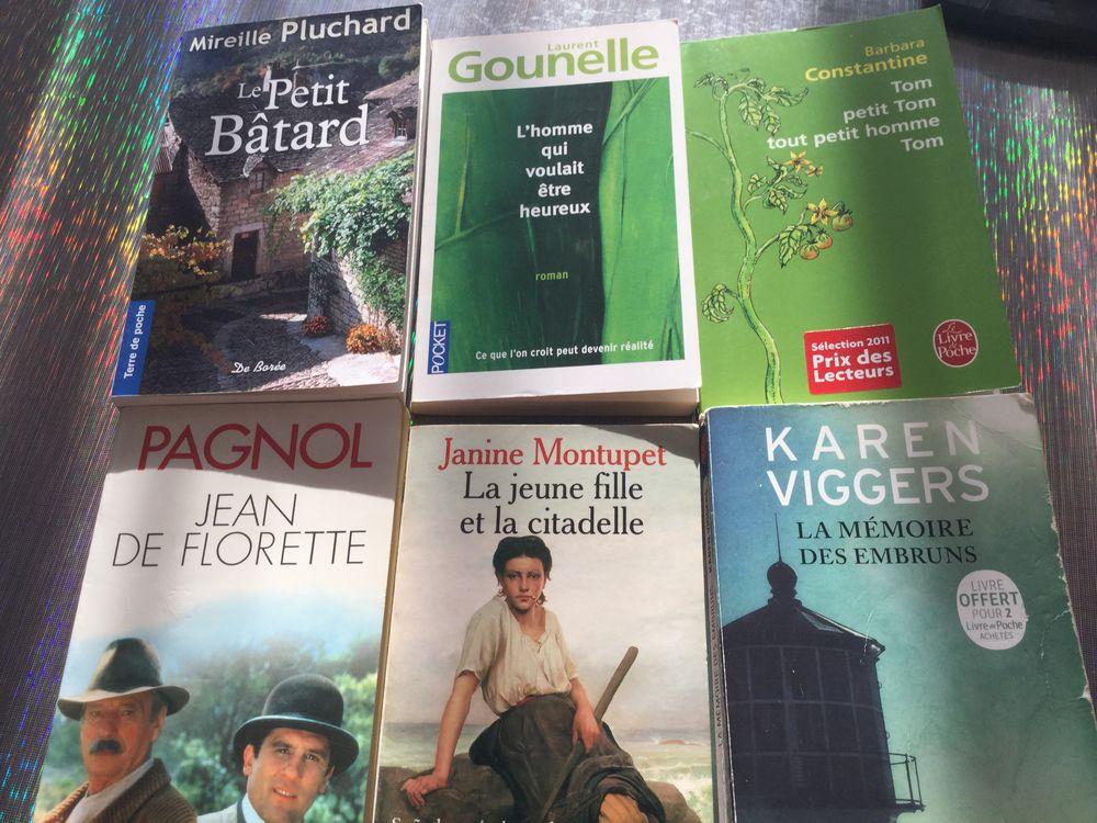 divers livres Livres et BD