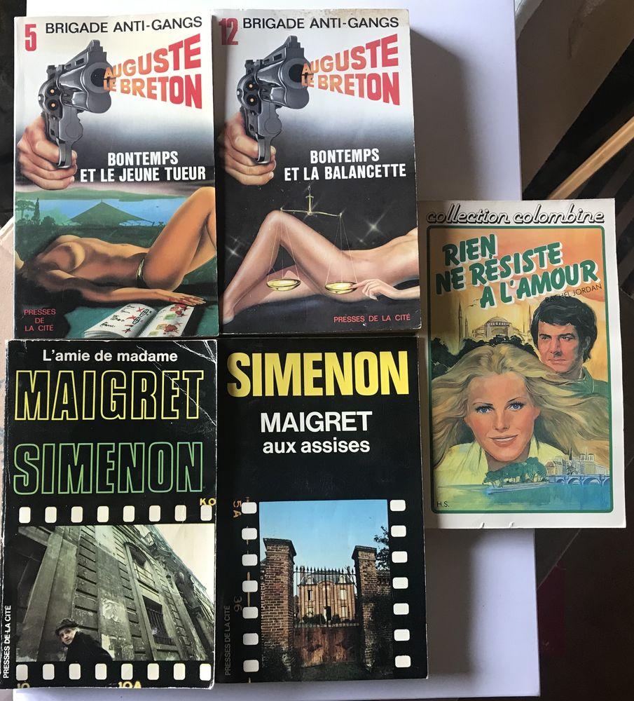 Divers magazines anciens et livres 0 Moissieu-sur-Dolon (38)