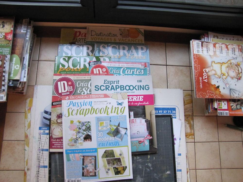 Divers magazines  15 Quéven (56)
