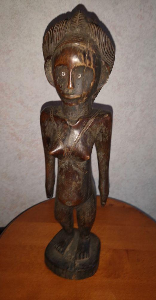 divers objets d'art primitifs africain