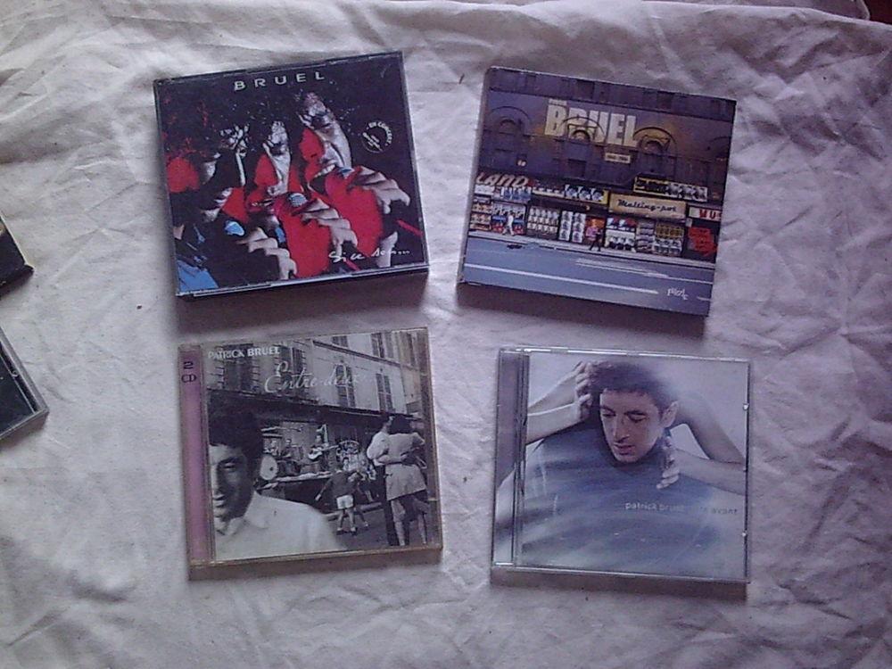 Divers CD de Patrick BRUEL 3 Bouxwiller (67)