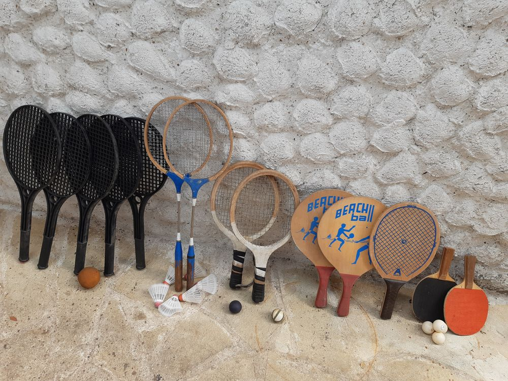divers raquettes 20 Houilles (78)