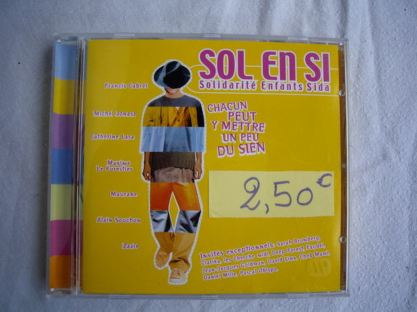 Divers CD Spécial Cause Humanitaire 2 Bouxwiller (67)