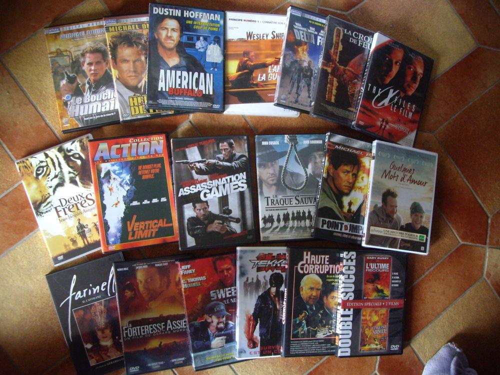 Divers DVD et K7 Vidéos VHS de Films 1 Bouxwiller (67)