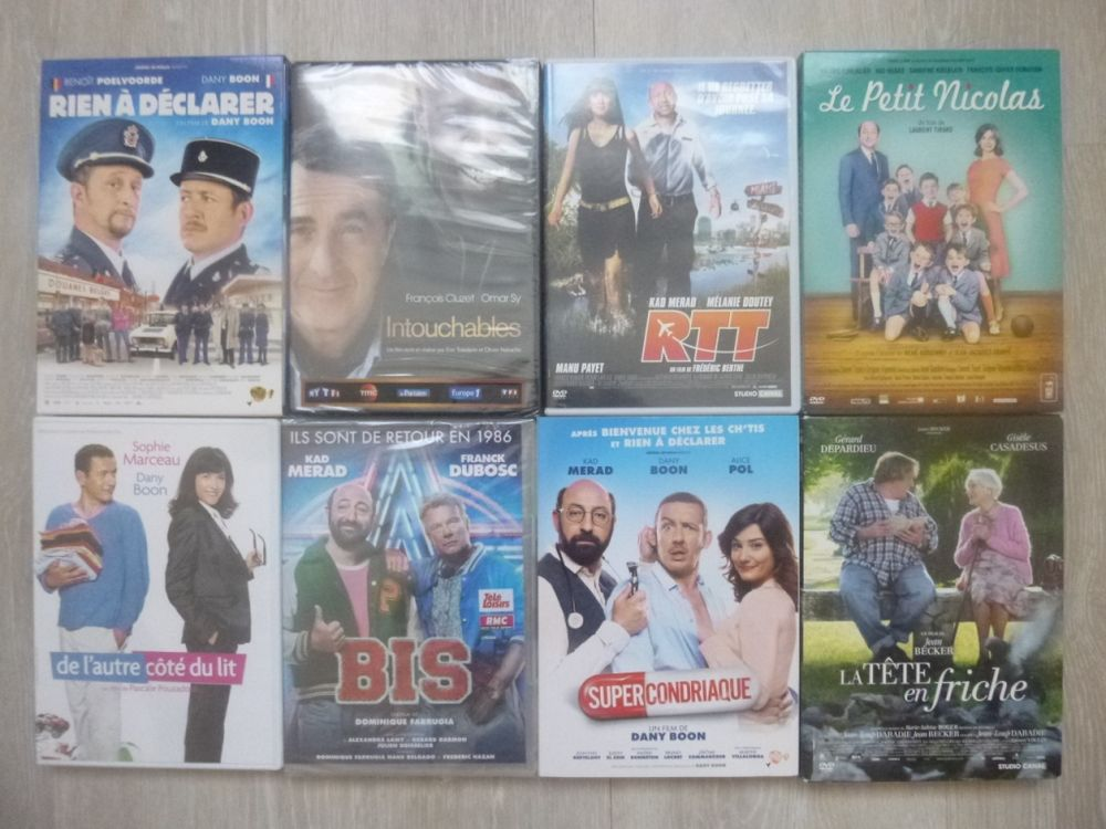 DVD divers 4 Poitiers (86)