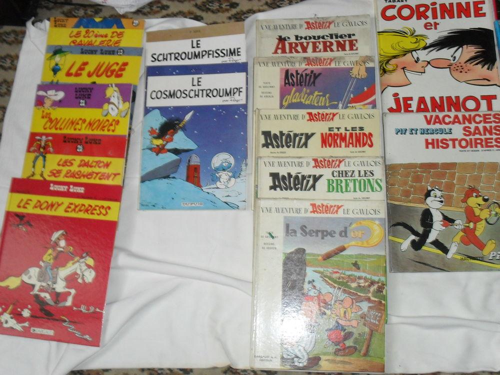 diverses bandes dessinees anciennes 40 Poursay-Garnaud (17)