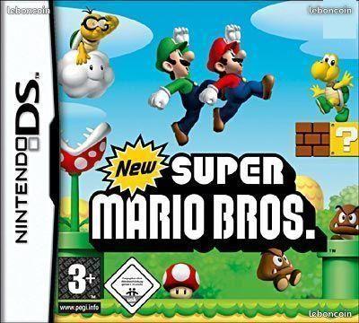 Diverses notices et boites Nintendo DS 4 Beauchamp (95)