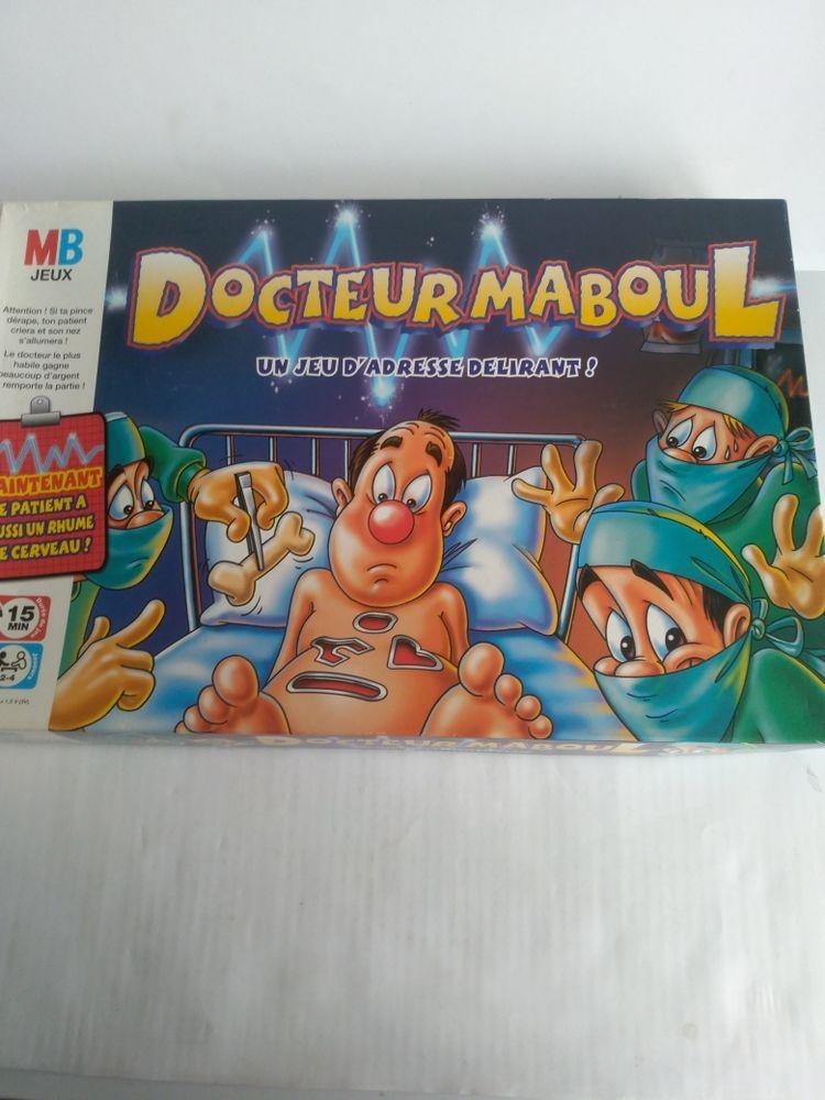 Docteur Maboul 12 Calais (62)