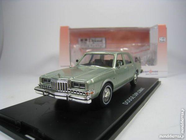 Dodge Diplomat 4p.78 Vert Clair 1/43 FR Neuf boite Jeux / jouets