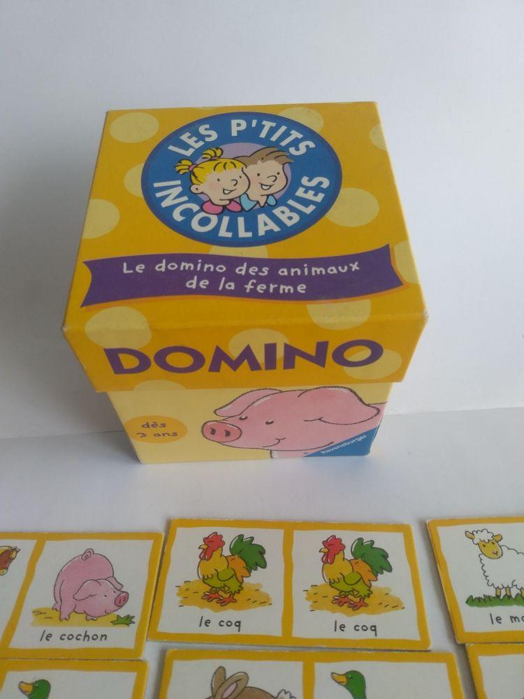 Domino des animaux 6 Calais (62)