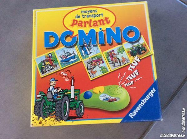 Domino Parlant 10 Aubenas (07)