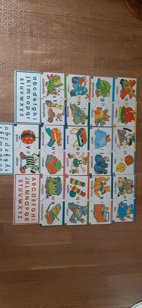 Domino puzzle 2 Liévin (62)