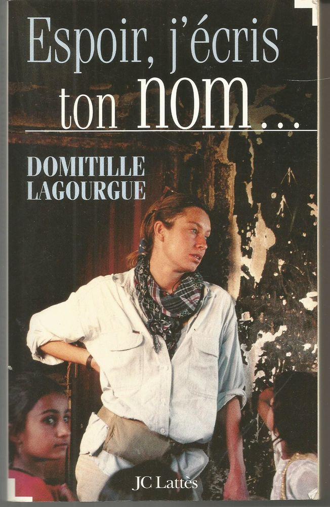 Domitille LAGOURGUE Espoir, j'écris ton nom. 3 Montauban (82)