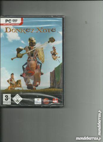 Donkey Xote - PC Game Trainer Cheat