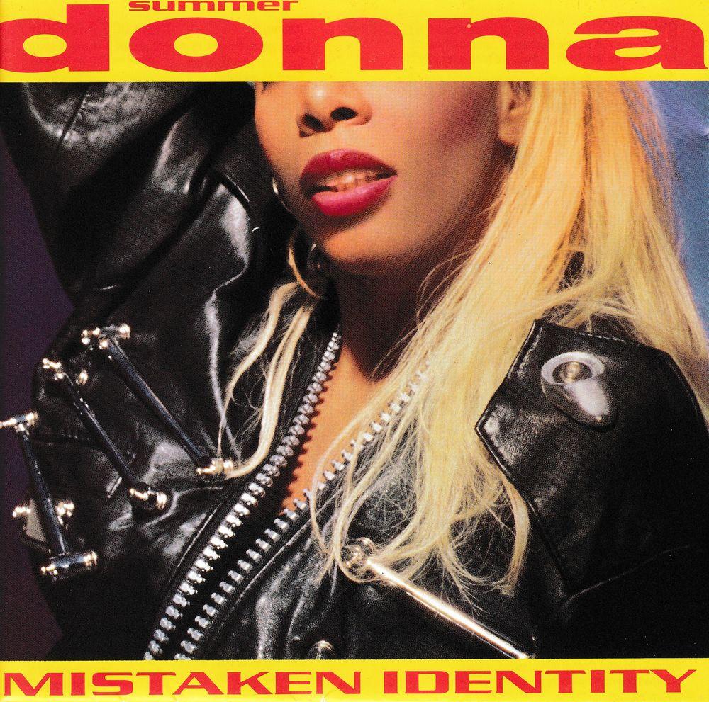 CD    Donna Summer     Mistaken Identity 5 Bagnolet (93)