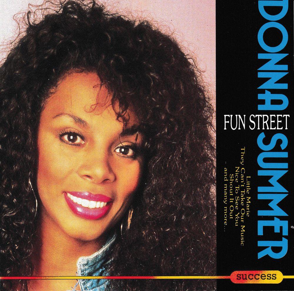 CD     Donna Summer     Fun Street 5 Bagnolet (93)