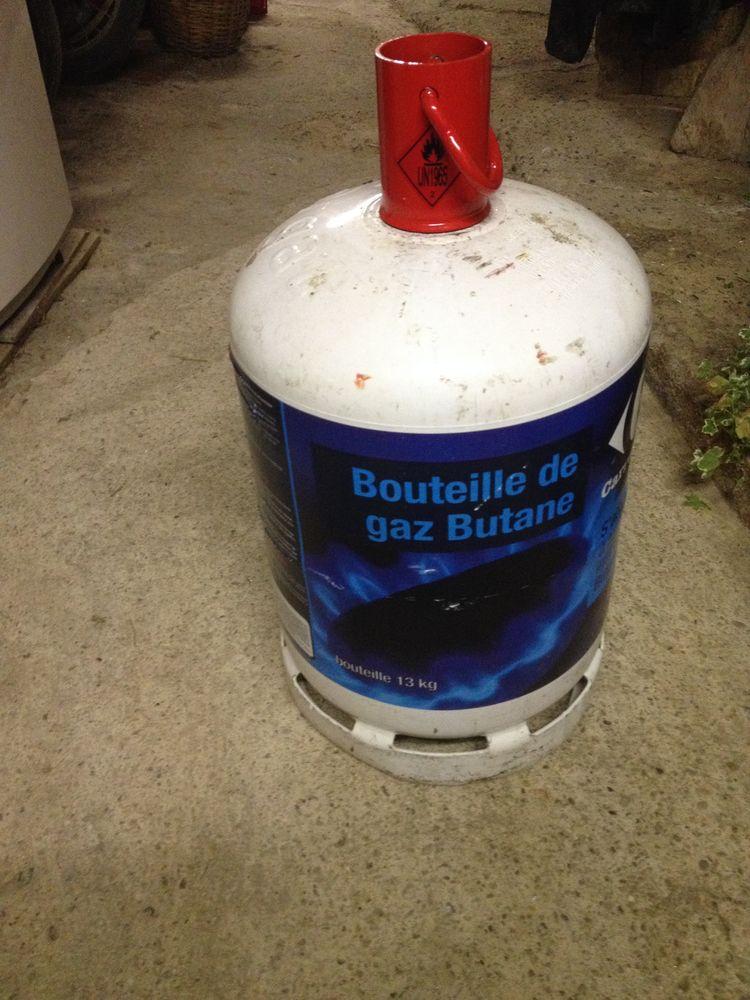 Donne    bouteilles de gaz vides, 0 Albi (81)