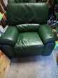 Donne canapé en cuir 1 place Meubles