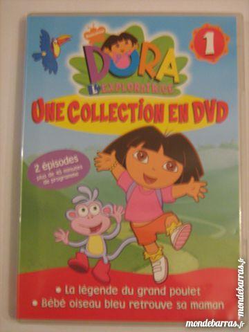 DVD DORA L'EXPLORATRICE N° 1 2 Brest (29)