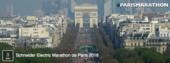 dossard marathon Paris 2016 0 Paris 18 (75)