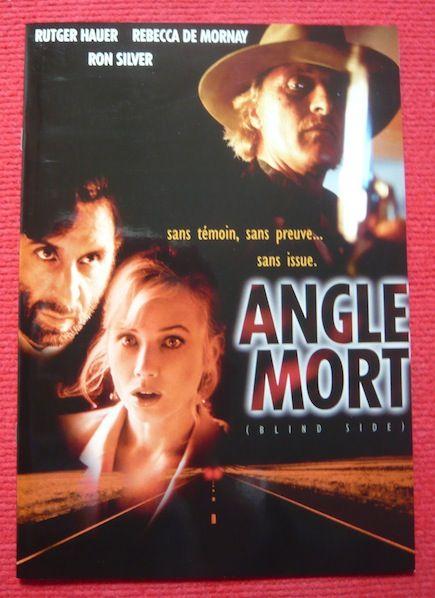 Dossier de presse de Angle mort (1993)  25 Sucy-en-Brie (94)