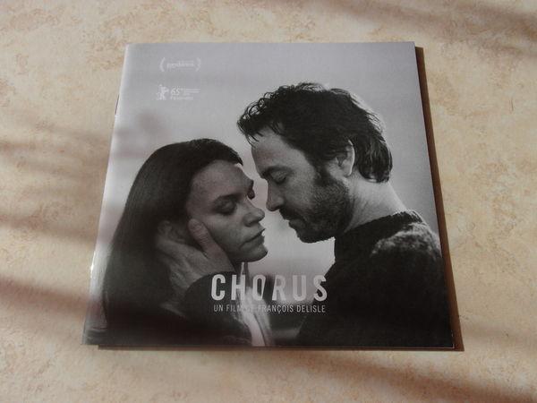 Dossier de presse du film  Chorus  (Neuf) 8 Ardoix (07)