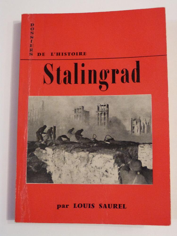 DOSSIERS DE L' HISTOIRE  -  STALINGRAD 6 Brest (29)