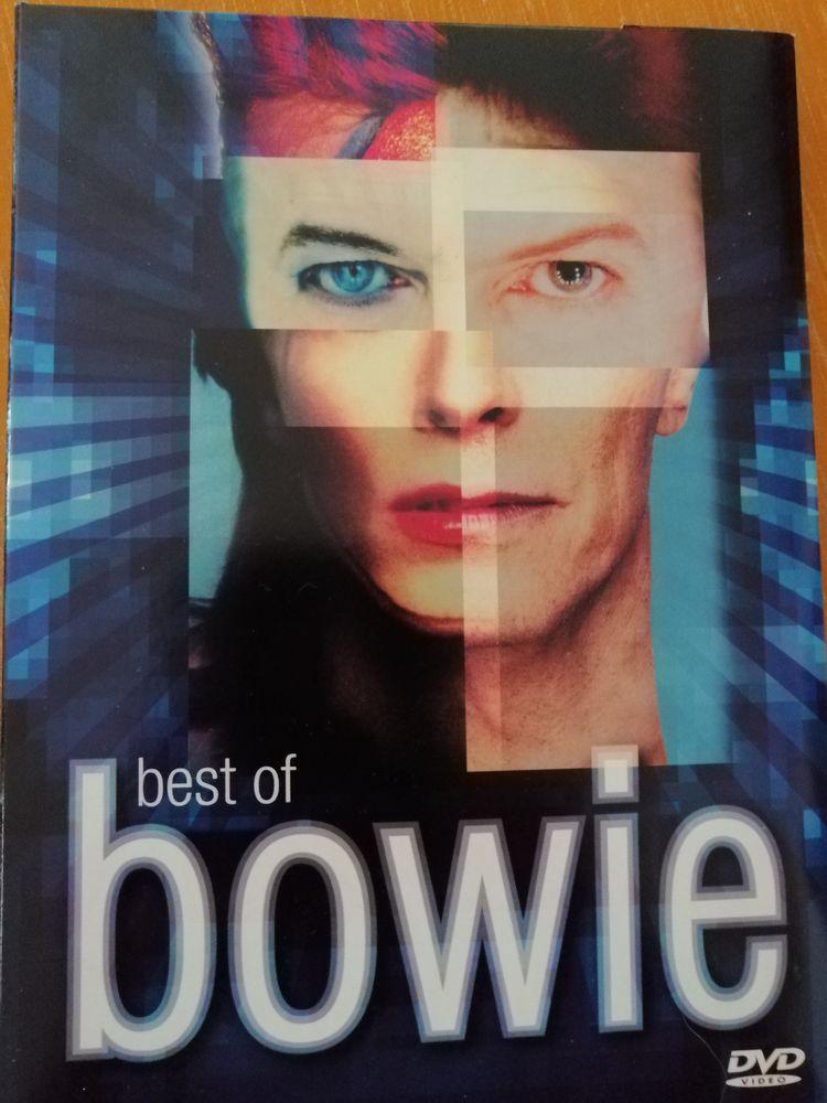 Double DVD David Bowie ! 29 Maisons-Laffitte (78)