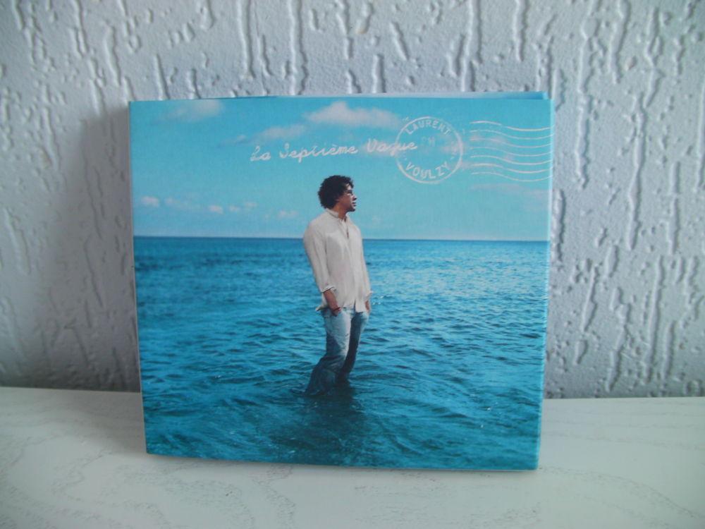 DOUBLE CD Laurent VOULZY 6 Saint-Etienne (42)