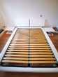 Lit double + matelas + tables de chevet Meubles
