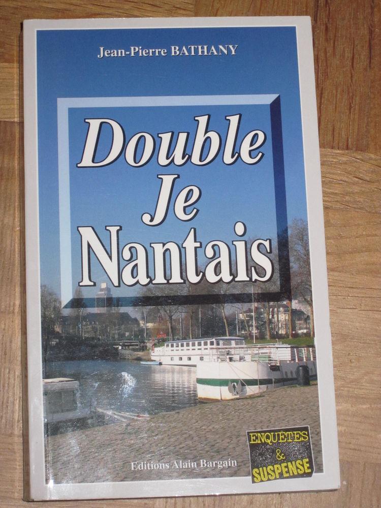 DOUBLE JE NANTAIS  policier BRETON  BARGAIN 3 Brest (29)