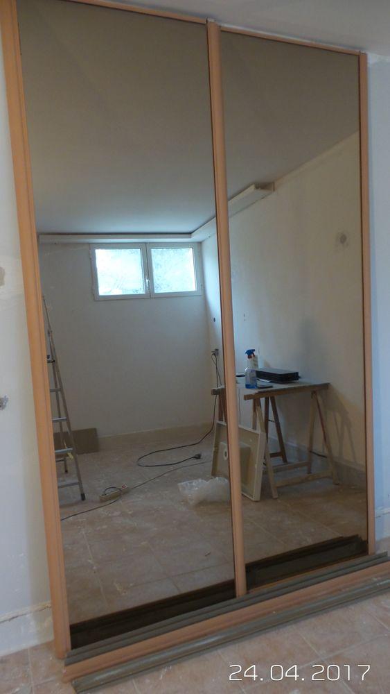 double porte coulissante miroir 180 Saint-Laurent-du-Var (06)