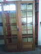 Double porte intérieur vitrée Bricolage