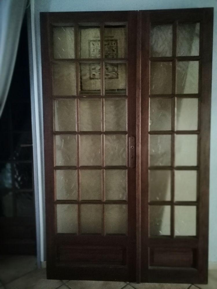 Double porte vitrées  120 Marly-la-Ville (95)