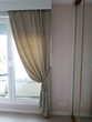 Double rideaux, dessus de lit, traversin, dessus table jupon