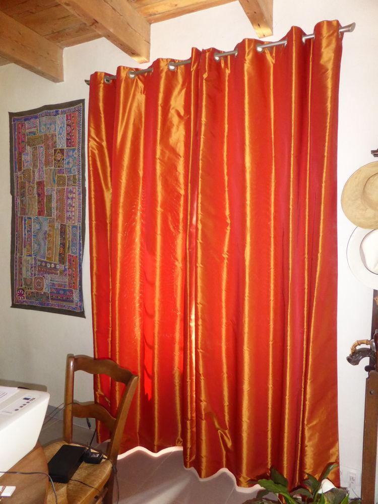 double rideaux (2 paires) 300 Baguer-Morvan (35)