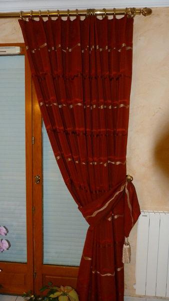 double rideaux 0 Yerville (76)