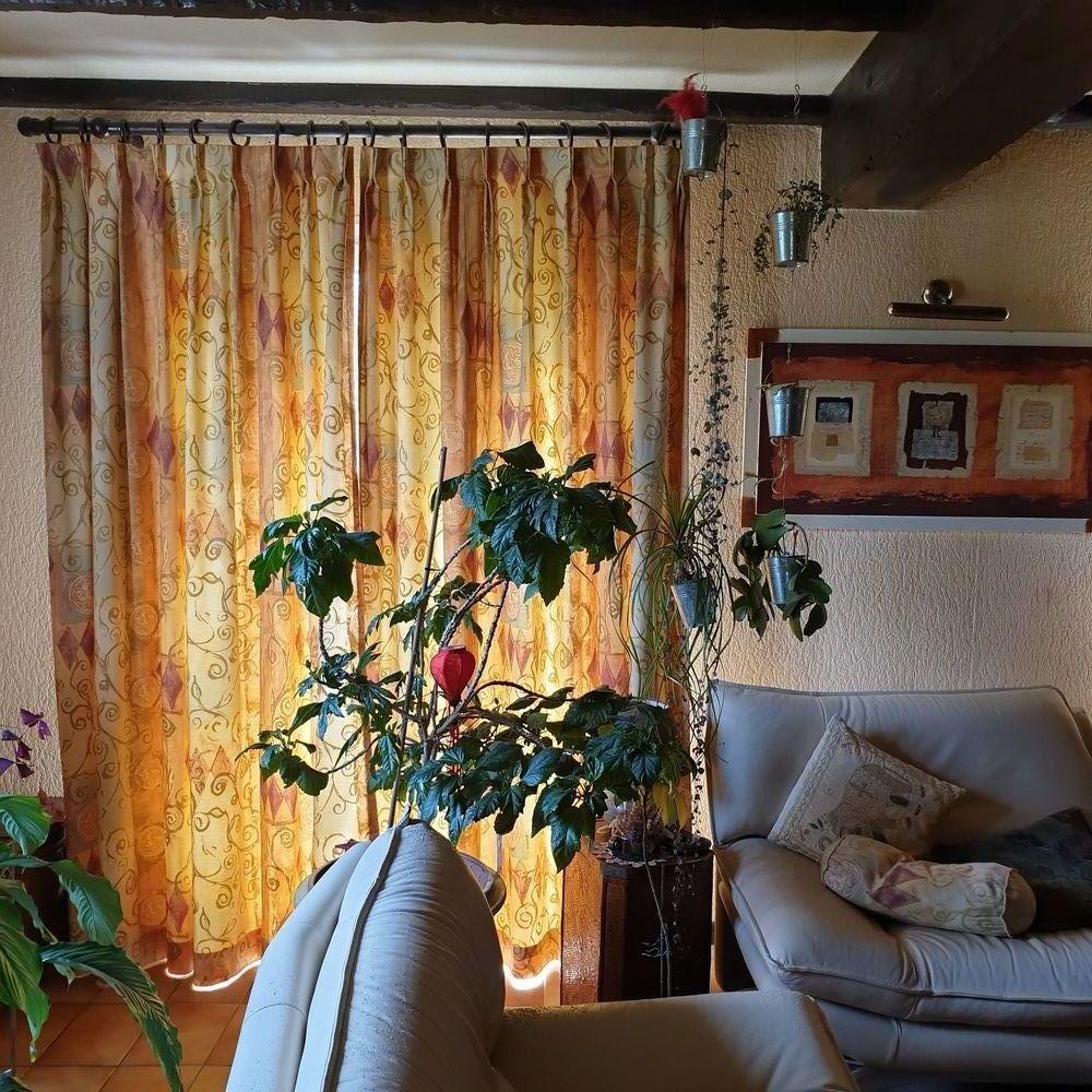 double rideaux 40 La Falaise (78)