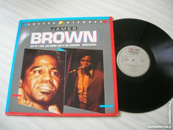 DOUBLE 33 TOURS JAMES BROWN Succès 2 disques 28 Nantes (44)
