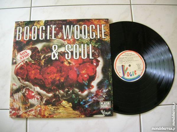 DOUBLE 33 TOURS JC PELLETIER Boogie woogie & soul CD et vinyles