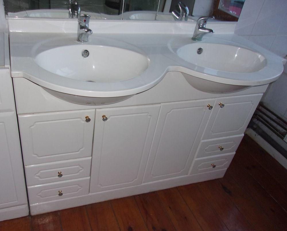 Double vasque en céramique 0 Maubeuge (59)